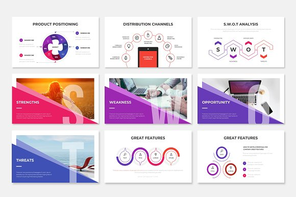 Project Proposal PowerPoint Template in PowerPoint Templates - product preview 8