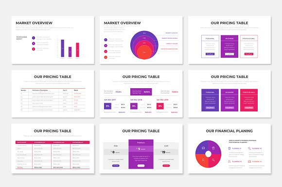 Project Proposal PowerPoint Template in PowerPoint Templates - product preview 9