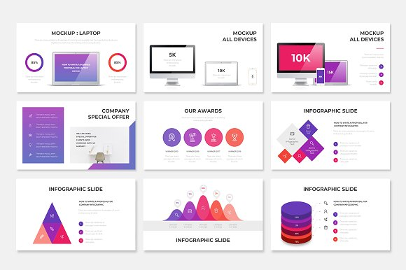 Project Proposal PowerPoint Template in PowerPoint Templates - product preview 11