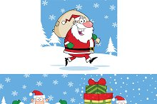 Santa Claus Character Collection - 3
