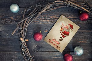 Christmas greeting card - n°2