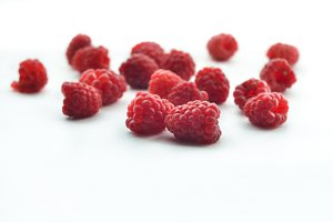 Raspberry Macro View Studio Light