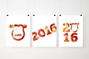2016 Fire Monkey Year