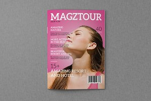 Magazine Template (50% Off)