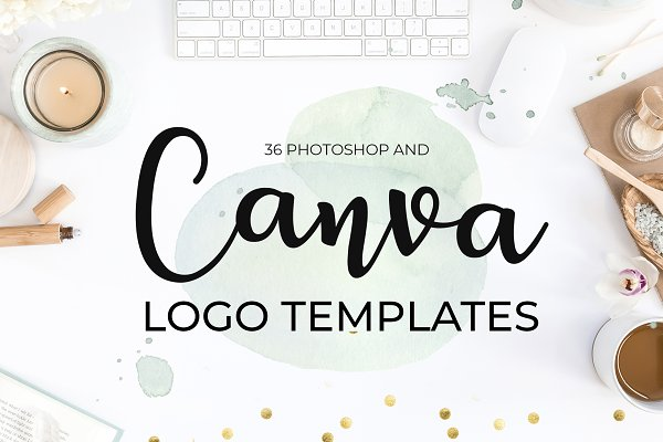 Canva Logo Templates