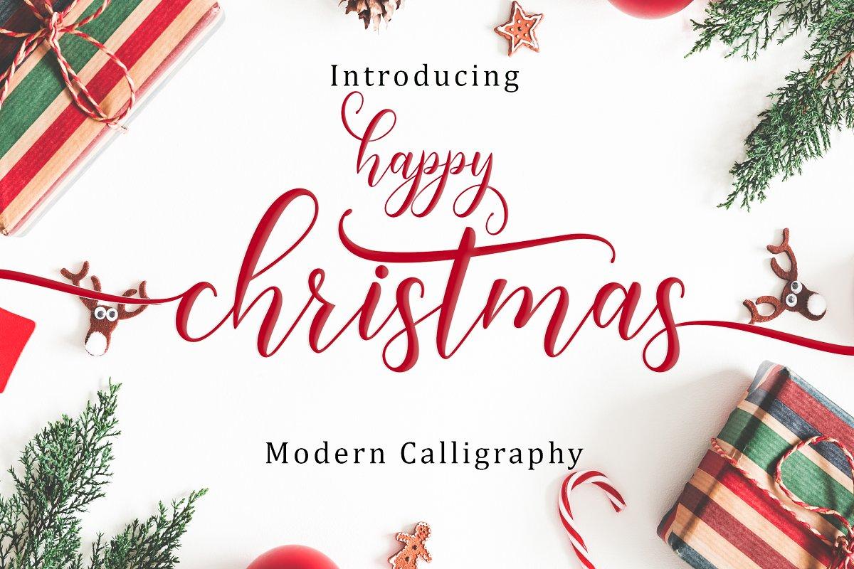 Happy Christmas Script