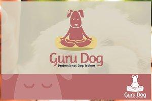 Guru Dog Logo
