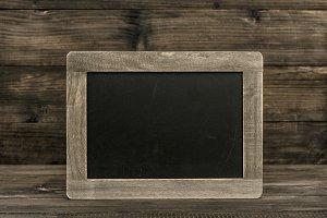 Blackboard chalkboard background