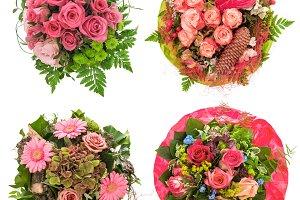 50% OFF Pink roses flowers JPG