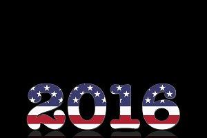 USA 2016.