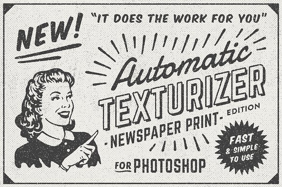 1950s Style Retro Ad Templates in Templates - product preview 3
