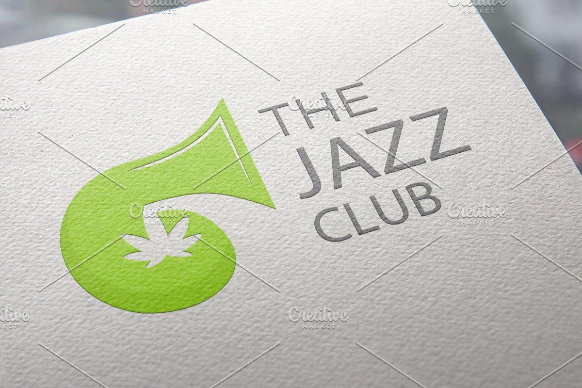 The Jazz Music Club Logo