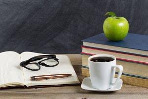 Desktop of Teacher
