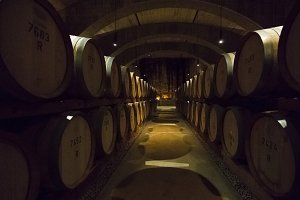 The Okanagan wine region of Canada