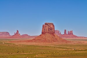 Monuments of Navajo Tribe, Arizona