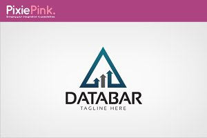 Data Bar Logo Template