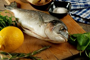 Cooking Dorado Fish