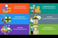 Concept of Services in Delivery Good