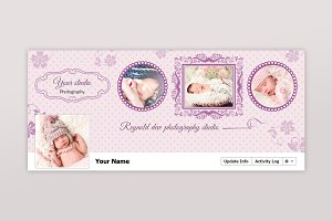 New baby facebook timeline cover