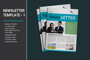 Newsletter Template -1