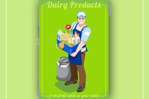 Dairy Man Natural Fresh Food