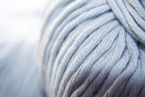 Blue Yarn 2