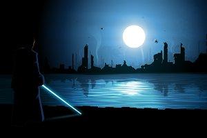 Starwars background