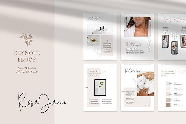 Keynote eBook Brand Guidelines