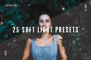 25 Soft Light Presets