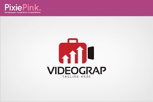 Video Grap Logo Template