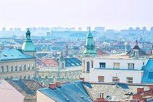 Old Town of Zagreb, Croatia