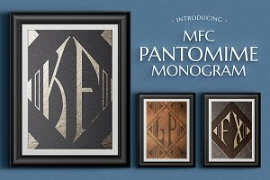 MFC Pantomime Monogram