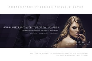Photographer Facebook Cover