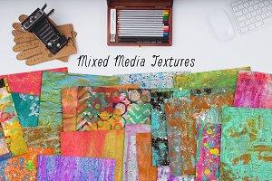 Mixed Media Textures