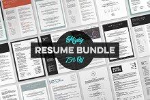 Mighty Resume Bundle