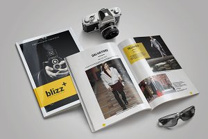 Blizz+ Portfolio