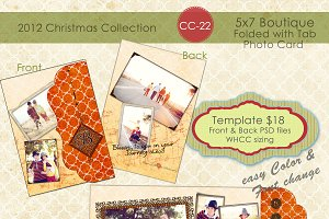 Christmas Photo Card Collection CC-2