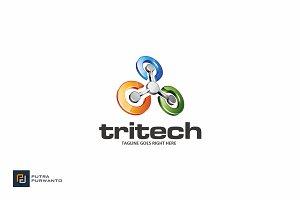 Tritech - Logo Template