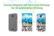 Canvas Magnus 3dCase Design Mock-up