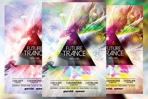Future Trance Flyer Vol. 2