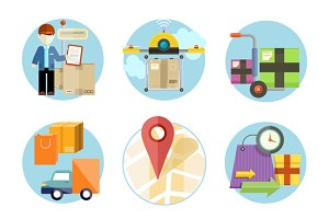 Services in Delivery Goods