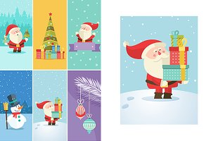 Christmas and New Year cards
