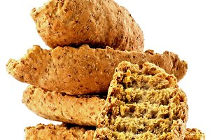 Whole Grain Crisp Bread