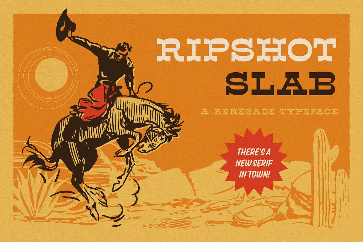 Ripshot Slab