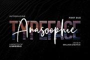 Anasoophie Typeface