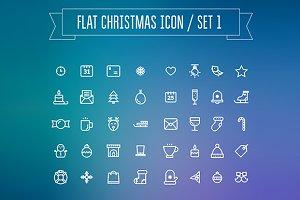 Christmas icons (set 1)