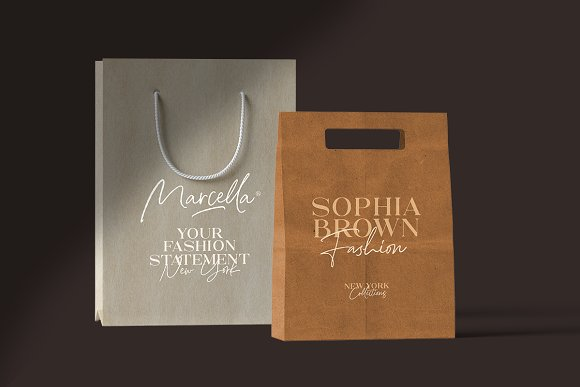 North Avellion - Script & Serif Duo in Display Fonts - product preview 1