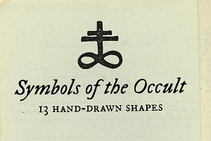 Symbols of the Occult