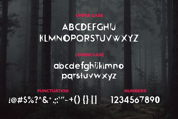Anxiety Premium Font in Display Fonts - product preview 1