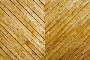 herring bone lines weathered wood